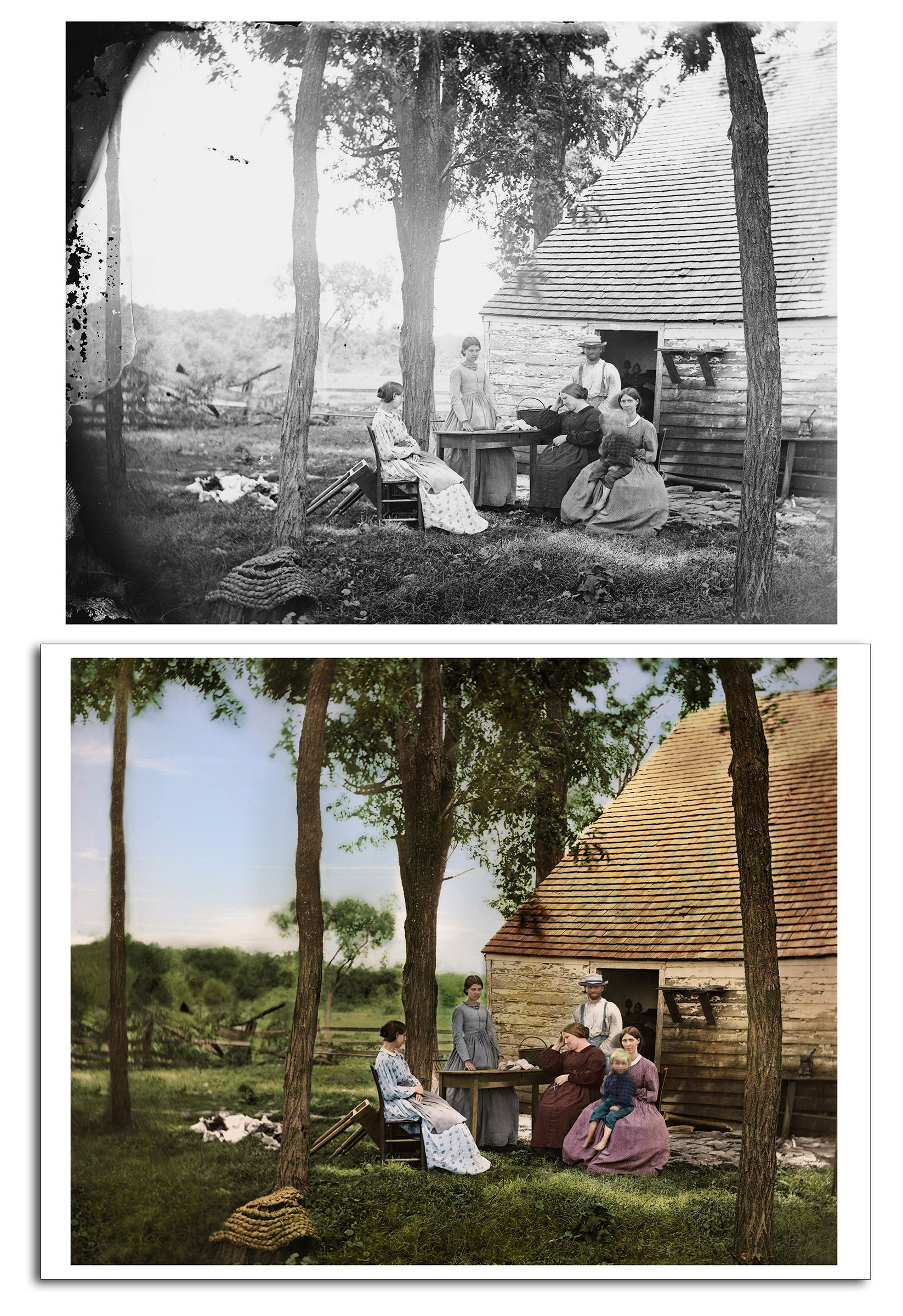Photo Restoration 5