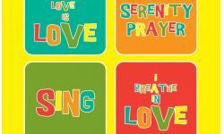 The Serenity Prayer, Love Is Love Is Love, Paul Alexander music