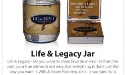 Life and Legacy Conversation Cards