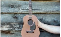 Handmade Guitar Urn