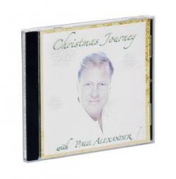 A Christmas Journey with Paul Alexander CD