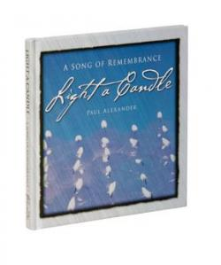 Light A Candle Gift Book and CD Single Song
