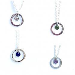 Heavenly Halo Necklace