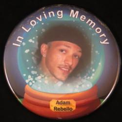 In Loving Memory Snow Globe