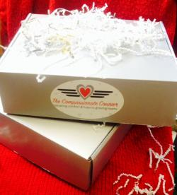 Grief Box -Delivering Comfort & Hope To Grieving Hearts (3 Month Subscription)