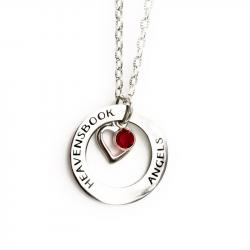 Halo in my heart Necklace