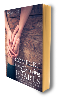 Cover of Comfort for Grieving Hearts