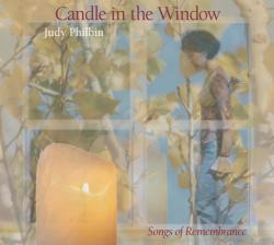 bereavement music, grief songs, Judy Philbin, Candle in the Window