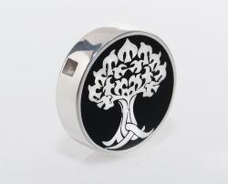Heirloom Tree of Life Cremation Jewelry Pendant