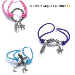 Add a guardian angel charm! Choose from Baby Girl, Baby Boy, Soulmate, Best Frie