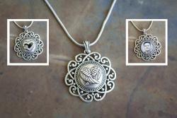 Flourish Pendant Necklace