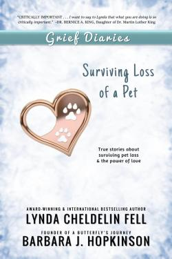 Grief Diaries: Surviving Loss of a Pet