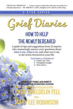 Grief Diaries: How to Help the Newly Bereaved