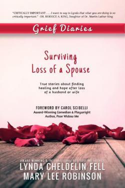 Grief Diaries: Surviving Loss of a Spouse