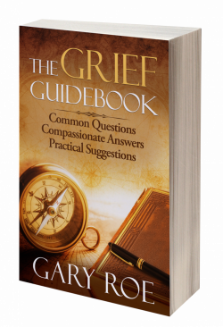 The Grief Guidebook: Common Questions, Compassionate Answers, Practical Suggestions (e-book)