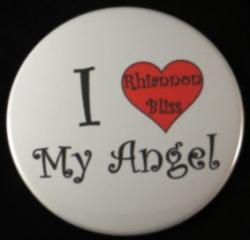 Option1: I ♥ My Angel white background