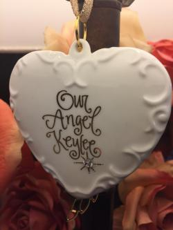 Heart & Wing Keepsake