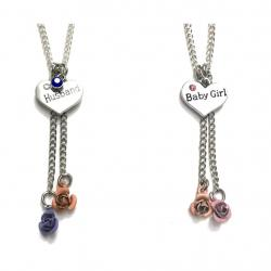 Roses for my Angel Necklace