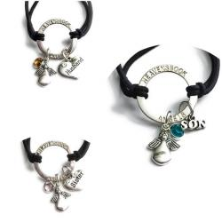 Angel Halo Bracelet Collection