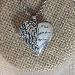 Never Far From My Heart Necklace