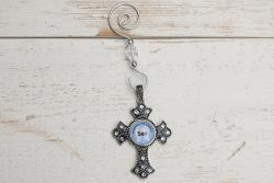 Cross Missing My Angel Ornament