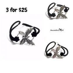 Three for $25 Flutterbye Butterfly Bracelets