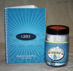 "Grief Jar and ""Share"" Journal"