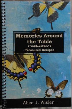 Memories Around the Table:  treasured recipes