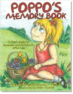 Poppo's Memory Book: A Child's Guide to Remember and S.M.I.L.E. after Loss
