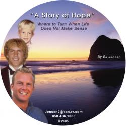 A Story of Hope (Approx. 5 minute DVD)
