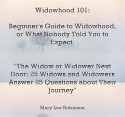 The Widow or Widower Next Door