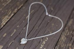 Reunion Heart Locket Necklace