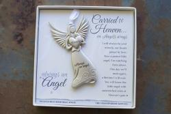 Carried To Heaven Infant/Child Memorial
