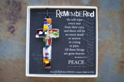 Remembered Cross - Beautifully Broken