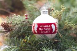 Missing My/Our Angel(s) Ornament