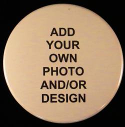 Photo Magnet or Pin