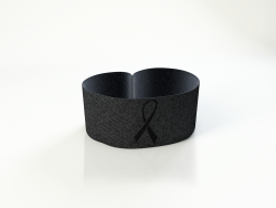 Mourning Arm Bands - 10 or 100 per pack