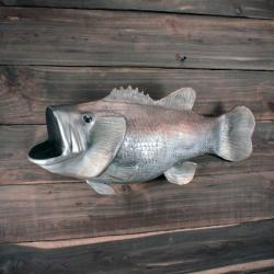 BASS FISH- Cremation Urn Sculpture