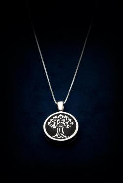 TREE OF LIFE URN PENDANT