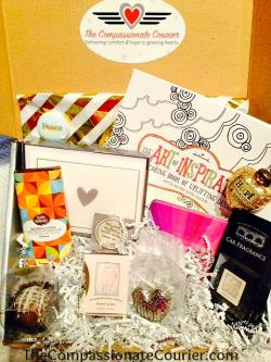 Grief Box -Delivering Comfort & Hope To Grieving Hearts  (single box purchase)