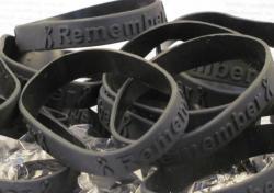 Bulk Mourning Bracelets - 100