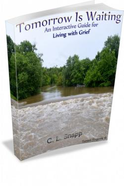 Tomorrow Is Waiting-An Interactive Guide for Living with Grief - ebook