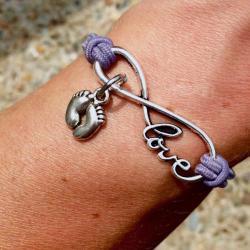 Soul Prints Infinite Love Bracelet
