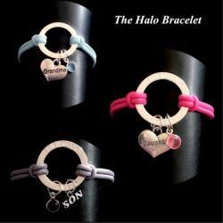 Guardian Angel Halo Bracelet