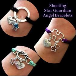 Guardian Angel Star Bracelet Collection