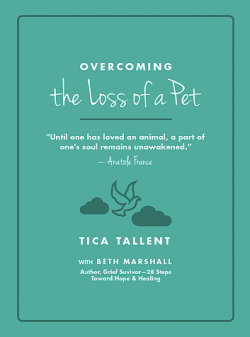 grief book for pet loss