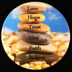 Love Hope Cairn Picture