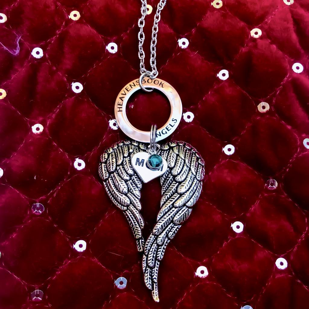 Pendant Angel Charm Heavenly Charm Guardian Angel Charm Spiritual Charm